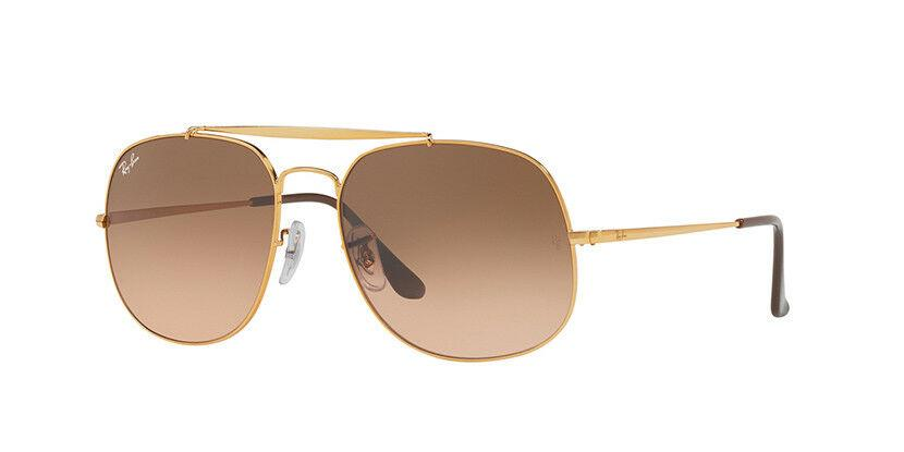 Ray-Ban The General Unisex Sunglasses RB 3561 9001/A5 9