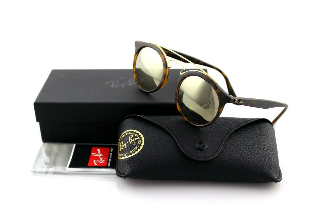 Ray-Ban Gatsby I Small Unisex Sunglasses RB 4256 6092/5A 46MM 1
