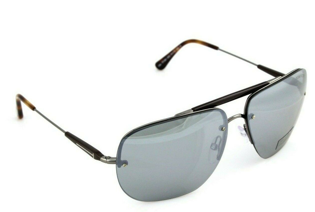 Tom Ford Nils Unisex Sunglasses TF 380 FT 0380 09Q