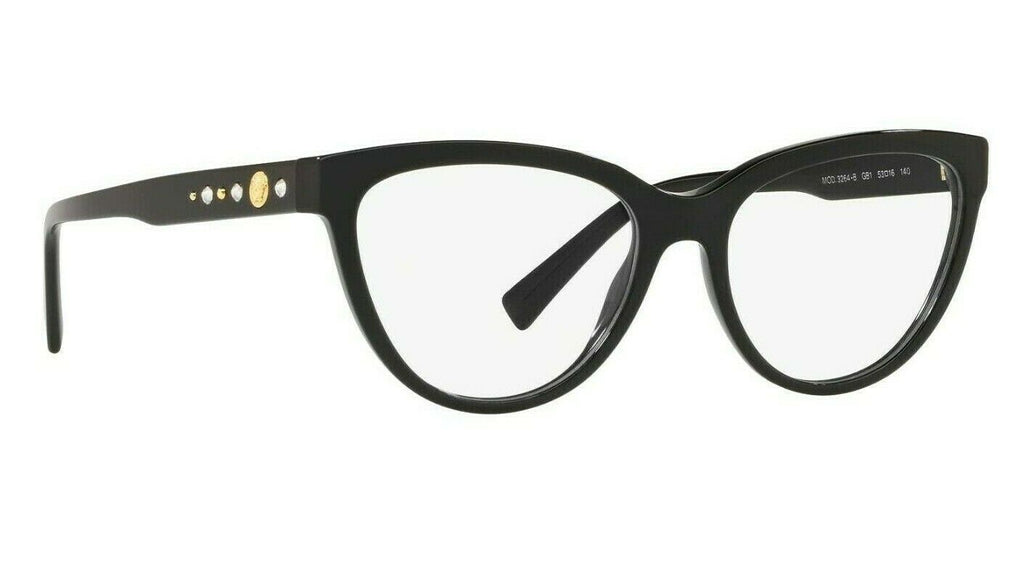 Versace Women's Eyeglasses VE 3264B GB1 51 mm
