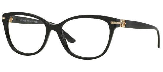 Versace Bright Crystal Women's Eyeglasses VE 3205B GB1 1