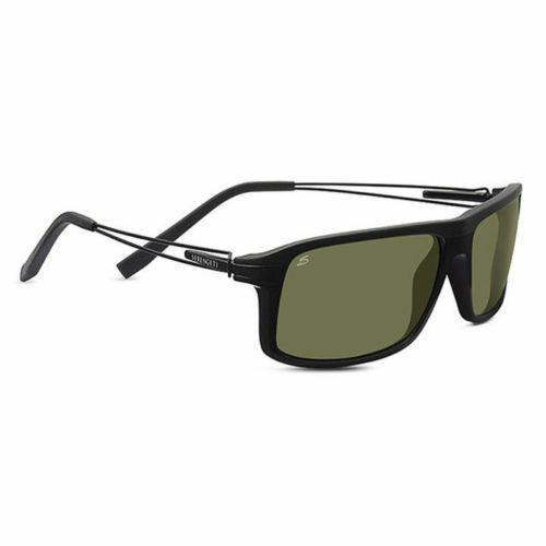 Serengeti Rivoli Photochromic 555NM Polarized Men's Sunglasses 7916