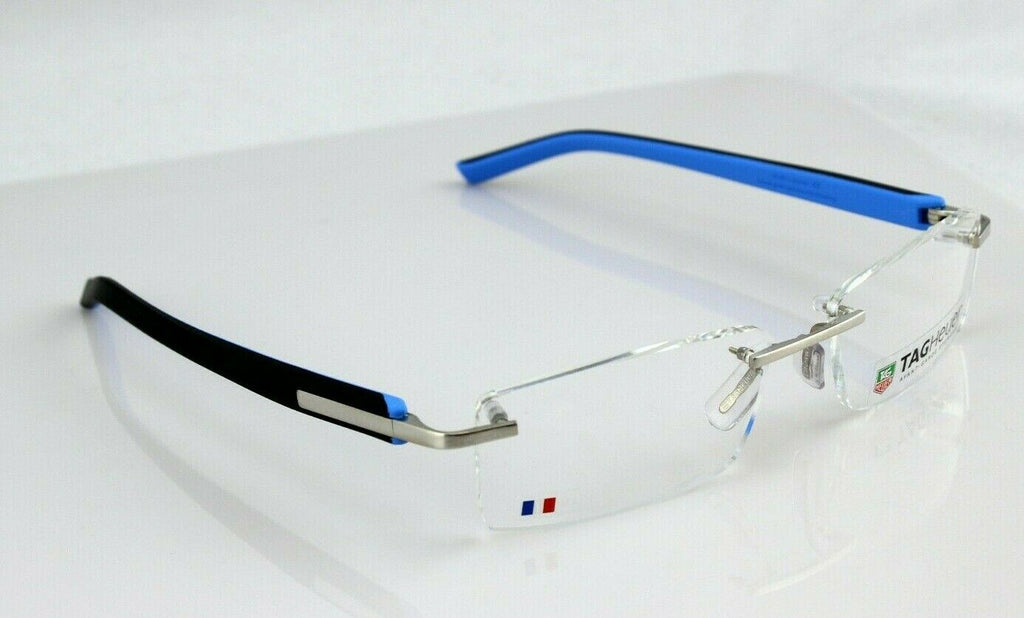 TAG Heuer Trends Unisex Eyeglasses TH 8109 010 3
