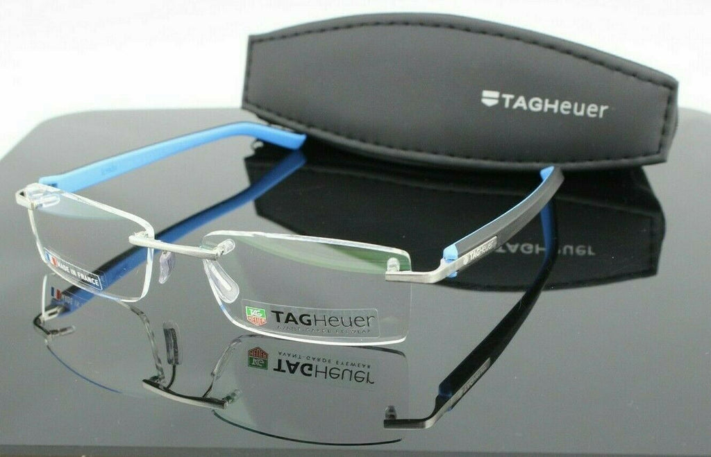 TAG Heuer Trends Unisex Eyeglasses TH 8109 010 7