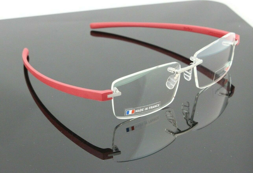 TAG Heuer Reflex Men's Eyeglasses TH 3941 012 2
