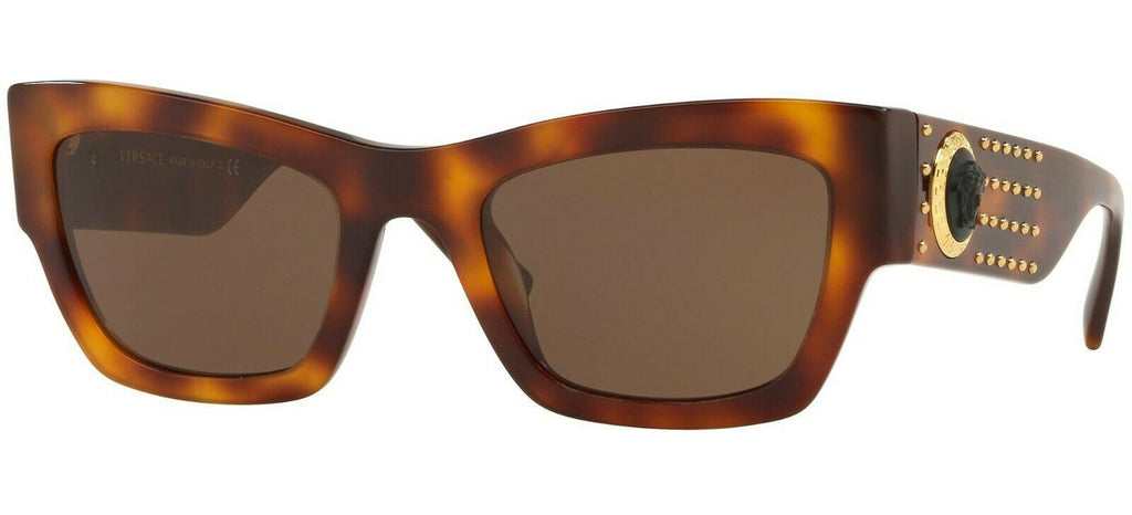 Versace The Clans Medusa Women's Sunglasses VE 4358 5296/73 1