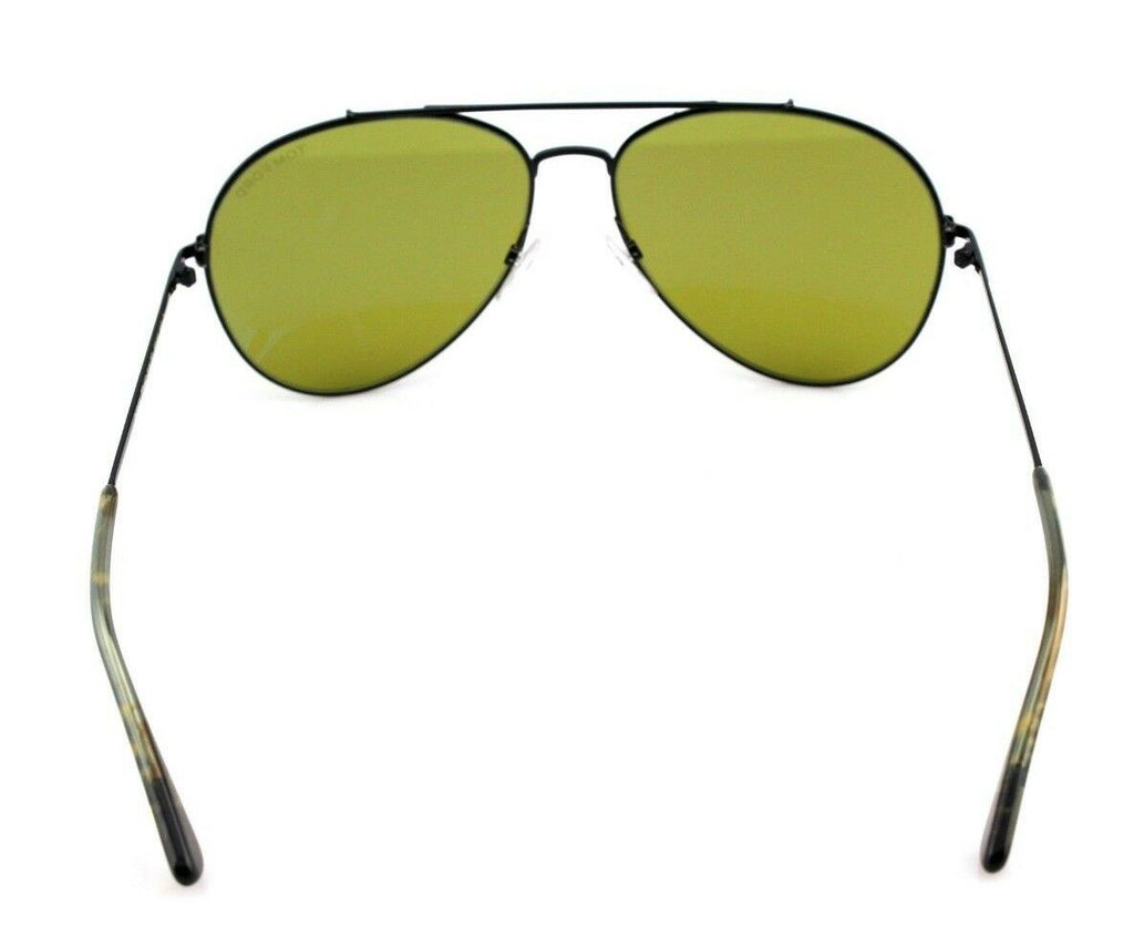 Tom Ford Indiana Unisex Sunglasses TF 497 FT 0497 01N 7