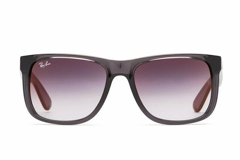 Ray-Ban Justin 55 Unisex Sunglasses RB 4165 606U0 1