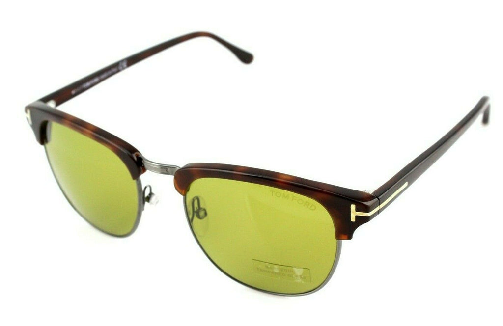 Tom Ford Henry Unisex Sunglasses TF 248 FT 0248 52N 2