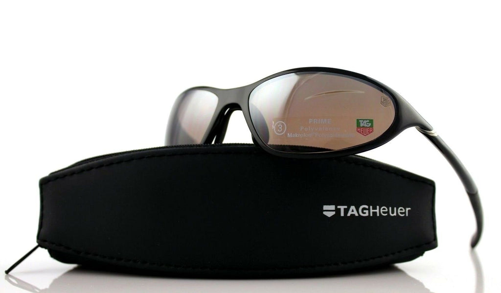 TAG Heuer Sport Vision Unisex Sunglasses TH 6004 604 115/130 1