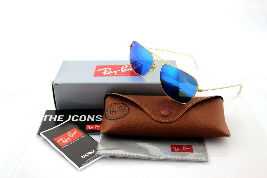 Ray-Ban Caravan Unisex Sunglasses RB 3136 112/17 55 1