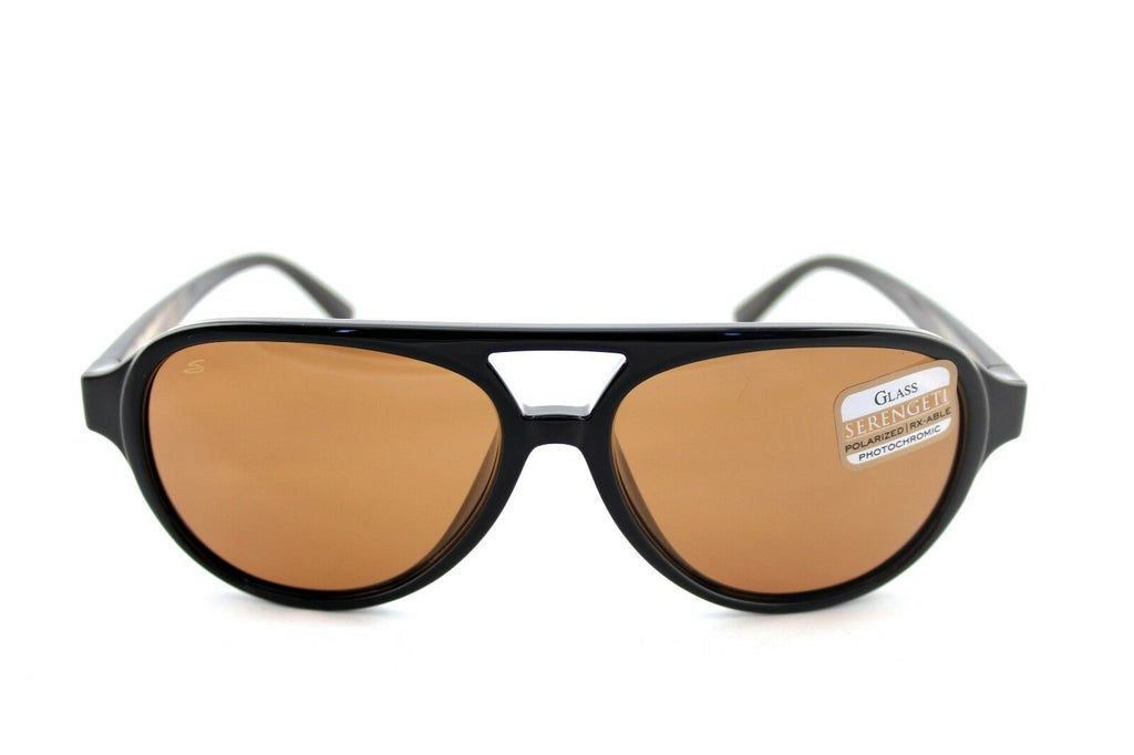 Serengeti Giorgio Polarized Unisex Sunglasses 8182 2