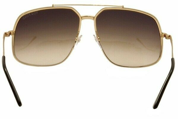 Tom Ford Ronnie Unisex Sunglasses TF 439 FT 0439 01G 3