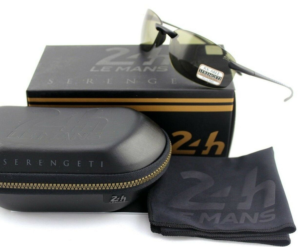 Serengeti Nuvola Photochromic PHD 555 Sport Polarized Unisex Sunglasses 8481 2