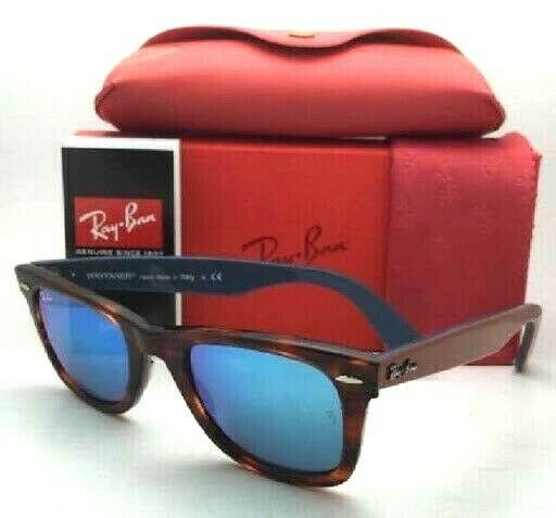 Ray-Ban Original Wayfarer Bicolor Unisex Sunglasses RB 2140 117617 54 5