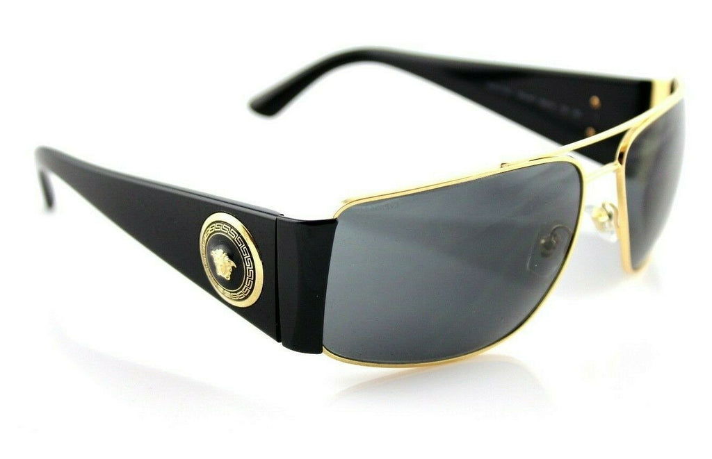 Versace Vanitas Medallion Unisex Sunglasses VE 2163 100287 9