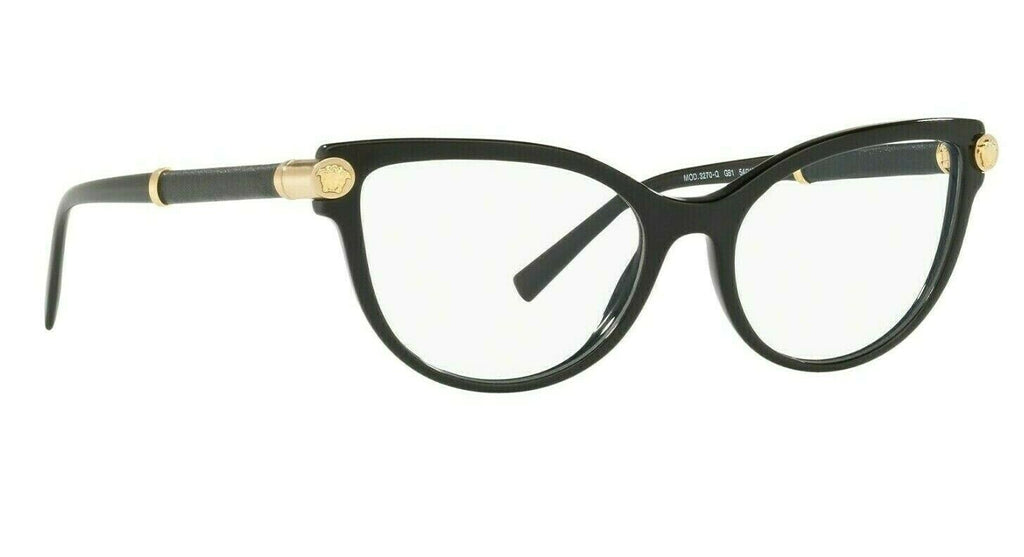 Versace Rock Women's Eyeglasses VE 3270Q GB1 52 6