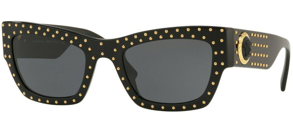 Versace The Clans Women's Sunglasses VE 4358 GB1/87 6