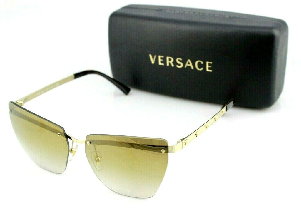 Versace Unisex Sunglasses VE 2190 1252/6E 10