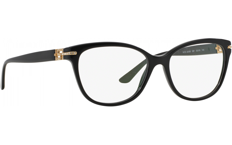 Versace Bright Crystal Women's Eyeglasses VE 3205B GB1 4