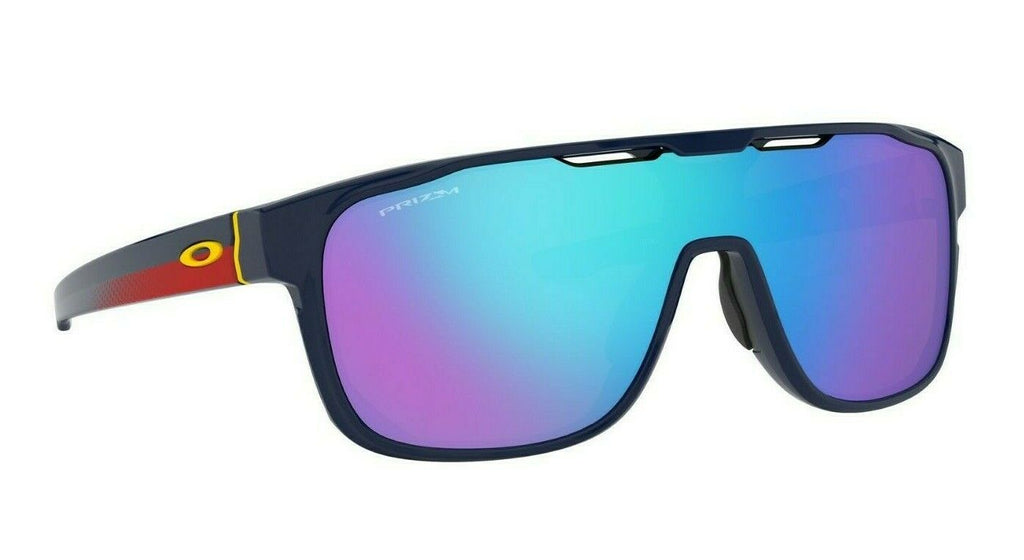 Oakley Crossrange Shield Unisex Sunglasses OO 9387 1031 4