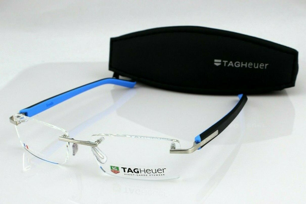 TAG Heuer Trends Unisex Eyeglasses TH 8109 010 12