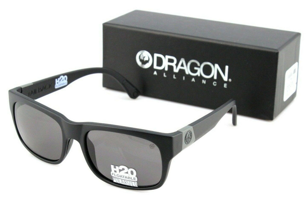 Dragon Tailback H2O Polarized Unisex Sunglasses DR 003 9