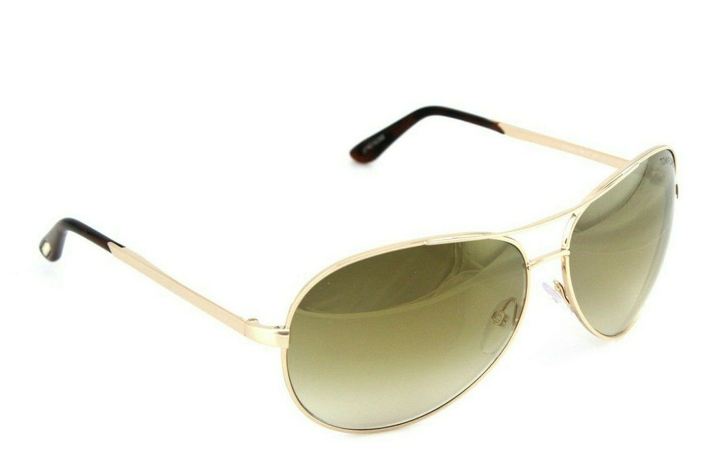 Tom Ford Charles Unisex Sunglasses TF 35 FT 0035 28G 8