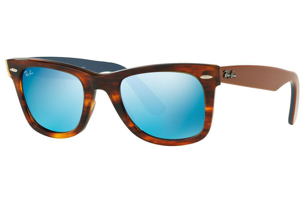 Ray-Ban Original Wayfarer Bicolor Unisex Sunglasses RB 2140 117617 54 6