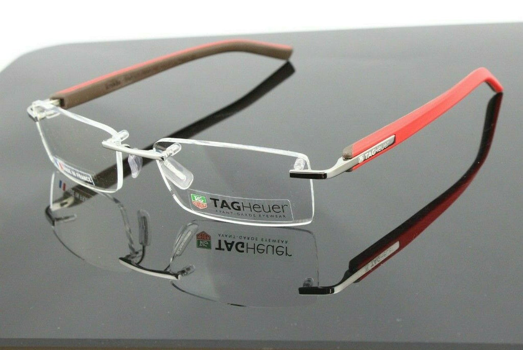 TAG Heuer Trends Unisex Eyeglasses TH 8109 011 11