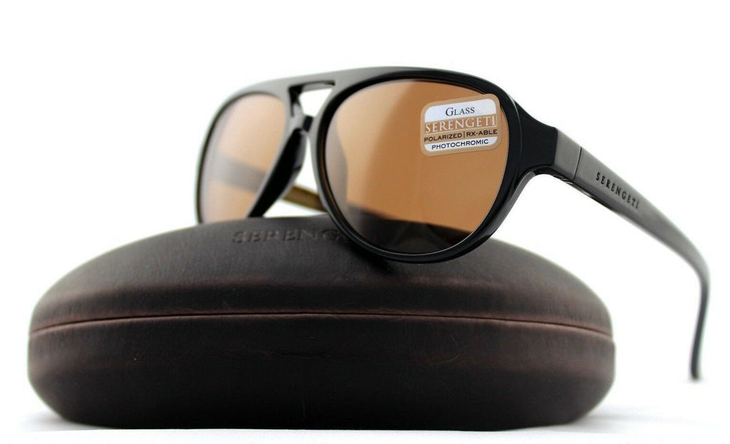 Serengeti Giorgio Polarized Unisex Sunglasses 8182 9