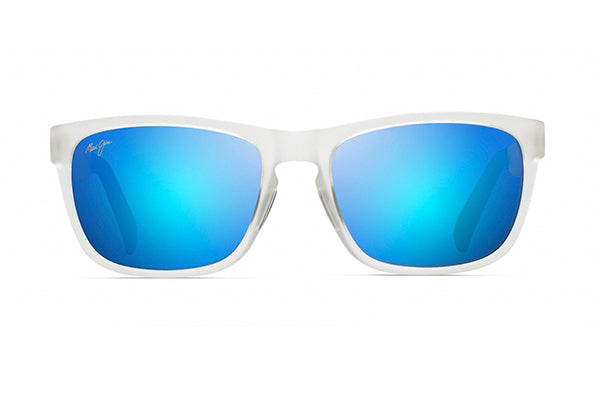 MAUI SOUTHSWELL B755-05CM FROSTED CRYSTAL (BLUE HAWAII POLARISED LENS)