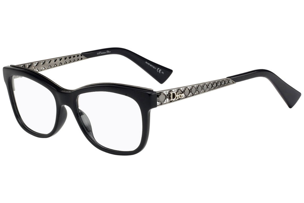 Christian DIOR DIORAMA 01 Eyeglasses F00 53mm