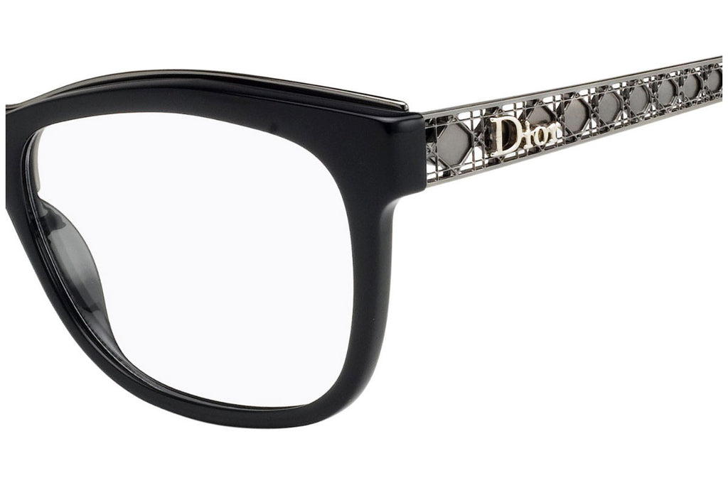 Christian DIOR DIORAMA 01 Eyeglasses F00 53mm 2