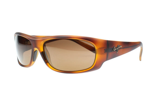 Maui Jim Ikaika Matte Black Rubber frame, Neutral Grey Polarised lens
