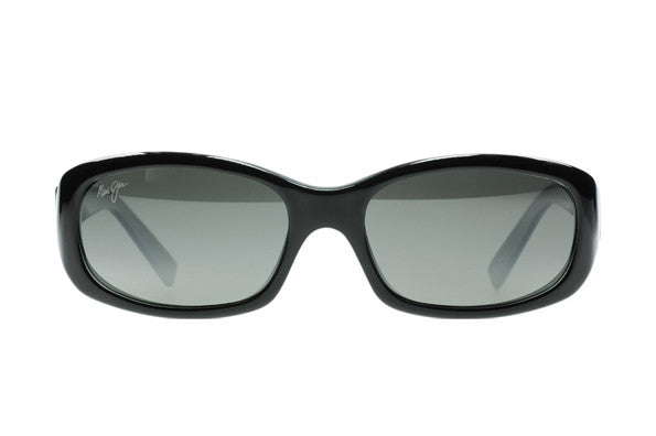 Maui Jim Punchbowl Black with Blue frame, Neutral Grey Polarised lens