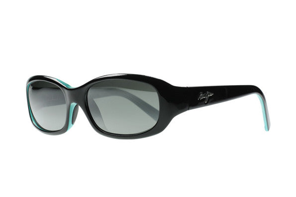 Maui Jim Punchbowl Black with Blue