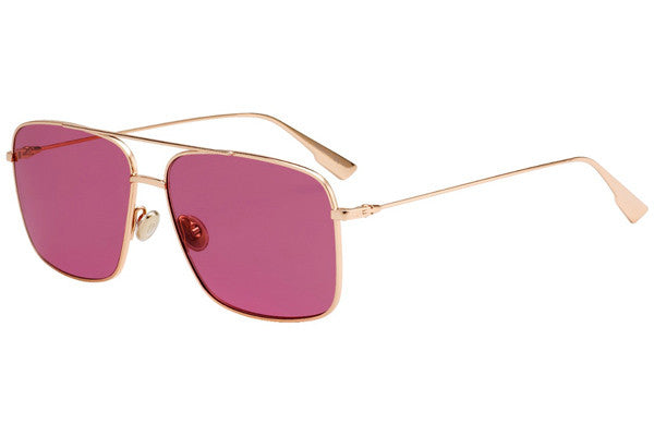 Christian DIOR STELLAIRE O3S Women's Sunglasses DDB/U1 2
