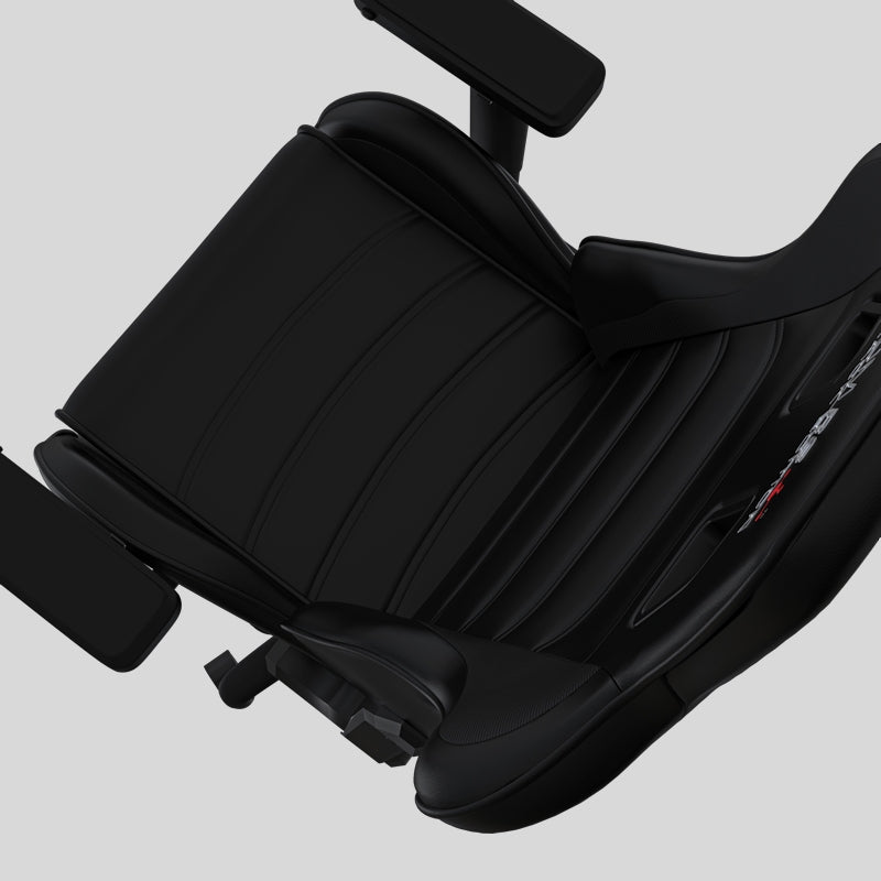 ATOM RS Series Gaming Chair, whole seat view.