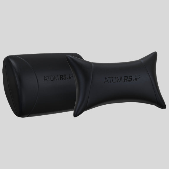ATOM RS Black Edition - Memory Foam Support Cushions