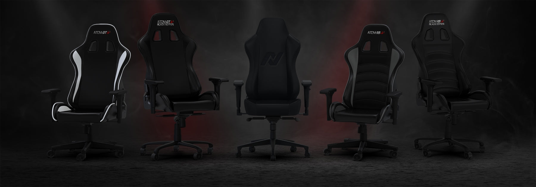 ATOM - PC Office Gaming Chairs Full Range