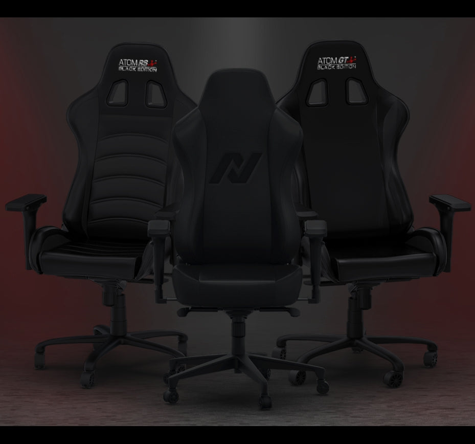 Atom Gaming Chairs Pc Gaming Home Office Chairs Uk Abroco Com