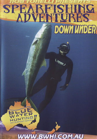 BWHI - Spearfishing Adventures Down Under DVD