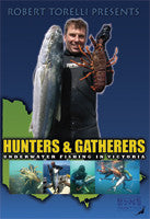 BWHI - Hunters and Gatherers, Underwater Fishing in Victoria DVD