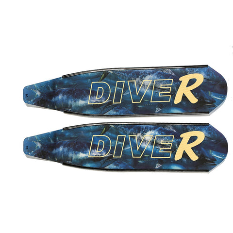 DiveR Baitfish Composite Blades | Spear West WA