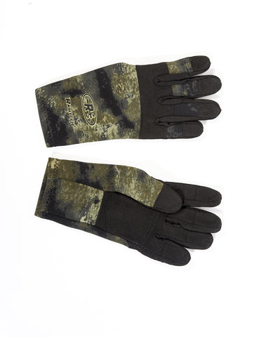 Rabitech - Reaper Amara - 2mm Camo Gloves