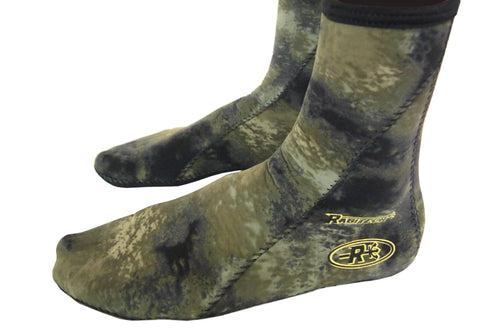 Rabitech - Reaper 3mm Camo Dive Socks