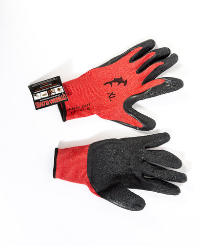 Hammerhead - Tuff Grab Dyneema Gloves Red