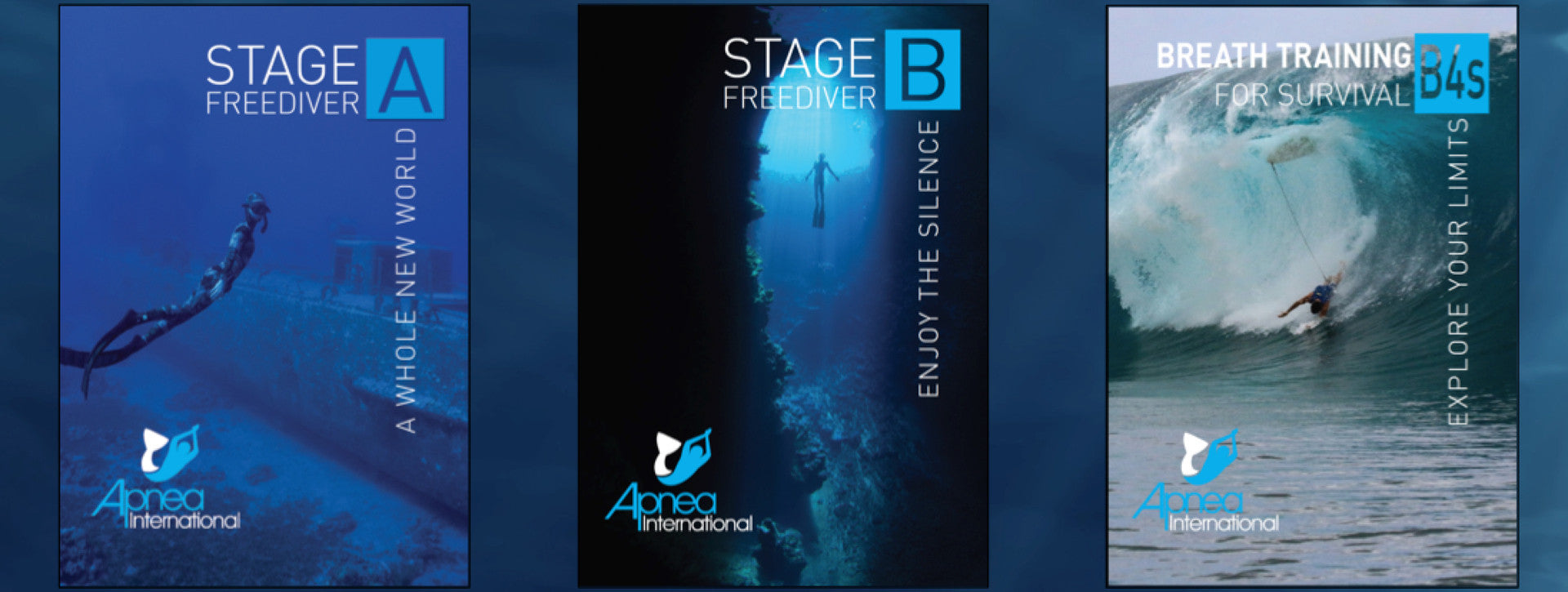 Freediving Courses by Samson Freediving