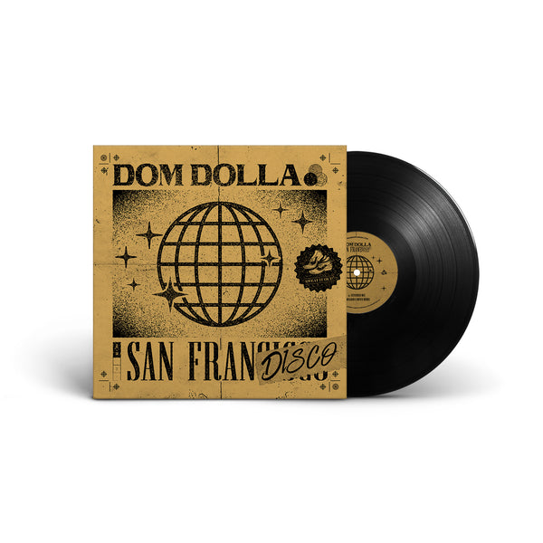 "San Frandisco + Remixes 12"" Vinyl"
